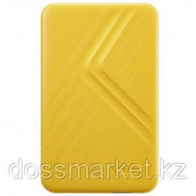 "Жесткий диск 1 TB, Apacer AC236, 2.5"", USB 3.1, HDD, желтый"
