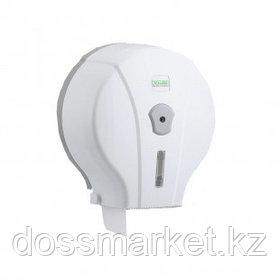 """Диспенсер для рулонной туалетной бумаги """"Jumbo"""" Vialli, пластик, белый"""
