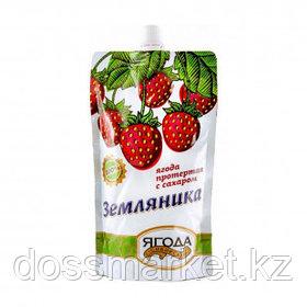 Земляника протертая с сахаром Sava, 280 гр