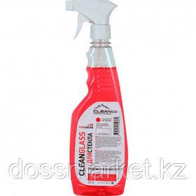"""Средство для мытья стекол Cleanco """"CleanGlass. PinkSakura"""", с распылителем, 500 мл"""