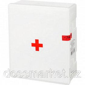 Аптечка первой помощи работникам, пластиковый шкаф
