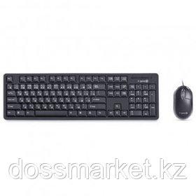 Проводной набор X-game XD-1100OUB, клавиатура и мышь, черный