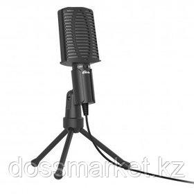 Микрофон настольный Ritmix RDM-125, 1,8 м, черный