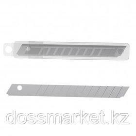 Запасные лезвия для канцелярских ножей Erich Krause, 9 мм, 10 шт