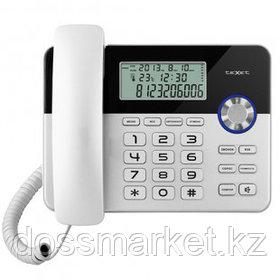 """Телефон проводной Texet """"TX-259"""", черный"""