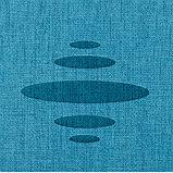"""Ежедневник недатированный Berlingo """"Color Zone"""", A5, 136 л., с резинкой, голубой, фото 2"""