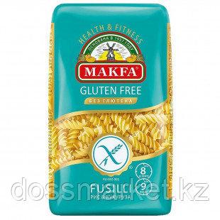 Макароны Makfa, безглютеновые, спирали, 300 гр