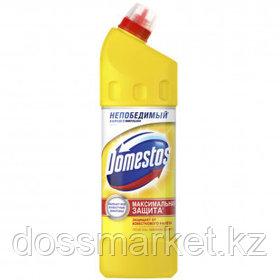 """Средство для чистки сантехники Domestos """"Лимонная свежесть"""", 1000 мл"""