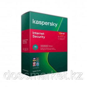 Антивирус Kaspersky Internet Security 2021, 5 пользователей, подписка на 1 год, Box
