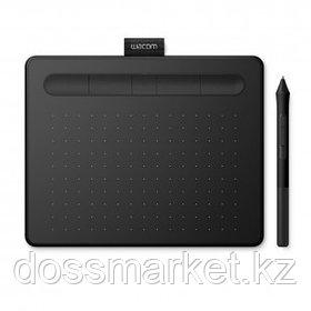 Планшет графический Wacom, Intuos Medium (CTL-6100WLK-N), 264*200*8,8 мм, Bluetooth, черный