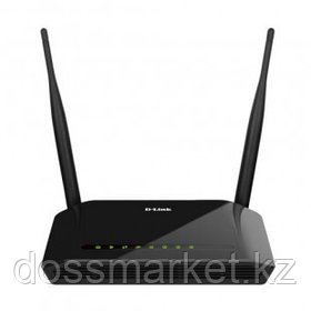 Wi-Fi точка доступа D-Link DAP-1360U, 300М, 1 WAN порт + 4 LAN порта