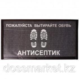 "Дезковрик ""Эко"" для дезинфекции обуви, размер 500*1000 мм"