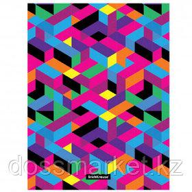 "Папка Erich Krause ""Disco Style"" с зажимом, A4 формат, корешок 17 мм, цветной"