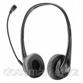 Гарнитура HP Stereo 3,5 мм, диапазон частот 20-20000 Гц, черная