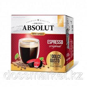 """Кофе в капсулах Живой Кофе """"Эспрессо"""", для кофемашин Dolce Gusto, 16 капсул"""