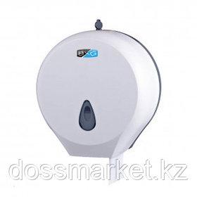Диспенсер для рулонной туалетной бумаги BXG PD-8002, пластик ABS, белый