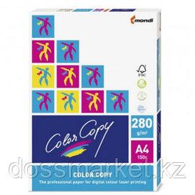 Бумага Color Copy, A4, 280 гр/м2, 150 листов в пачке, матовая