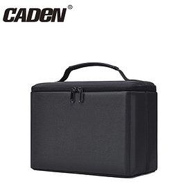 Водоотталкивающая Сумка для фотоаппарата и объектива Caden
