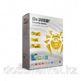 Антивирус Dr.Web Security Space GOLD, 1 устройство, подписка на 3 года