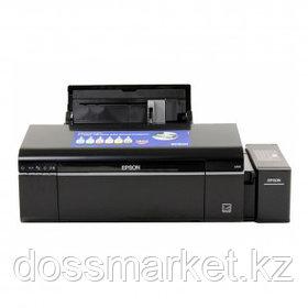 Принтер струйный цветной Epson L805, A5, 5760*1440 dpi, USB 2.0, Wi-Fi