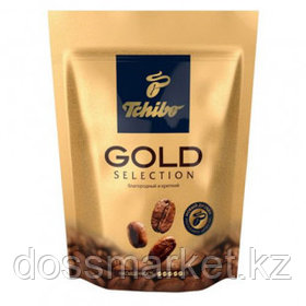 """Кофе растворимый Tchibo """"Gold Selection"""", 150 гр, вакуумная упаковка"""