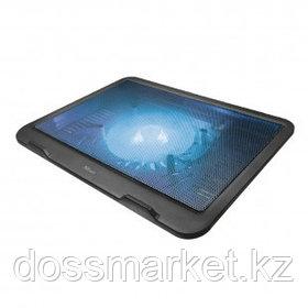 "Подставка для ноутбука Trust Ziva Laptop Cooling Stand, USB порт, 16"", черная"
