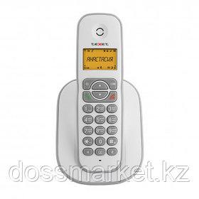 Телефон беспроводной Texet TX-D4505A, бело-серый