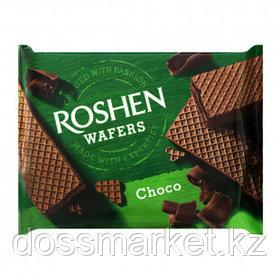 Вафли Roshen Wafers, с шоколадной начинкой, 72 гр