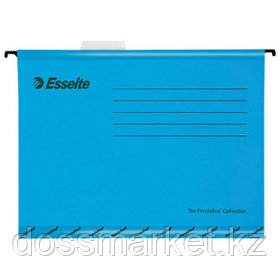 """Папка подвесная Esselte """"Pendaflex Standart"""", А4 формат, синяя"""