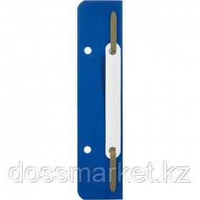 Механизм скоросшивателя Attache, металл/пластик, синий, 50 шт