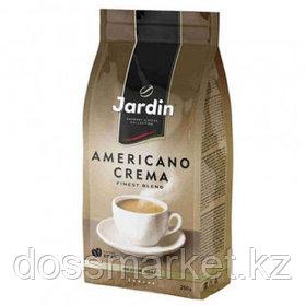 """Кофе в зернах Jardin """"Americano crema"""", светлой обжарки, 250 гр"""