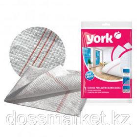 Салфетка для пола York, хлопковая, размер 50*55 см