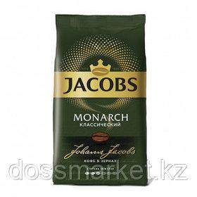 Кофе в зернах Jacobs Monarch, средней обжарки, 1000 гр