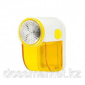 Машинка для снятия катышков Paterra (402-543), белый/желтый