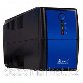 ИБП SVC V-1000, 1000ВА/500Вт, черно-синий