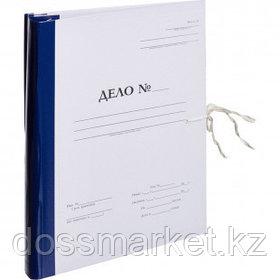 "Папка архивная на завязках Attache ""Дело"" (форма 21), с гребешками, А4 формат, 50 мм"