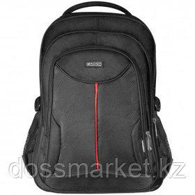 """Рюкзак для ноутбука Defender Carbon, для 15,6"""", черный"""