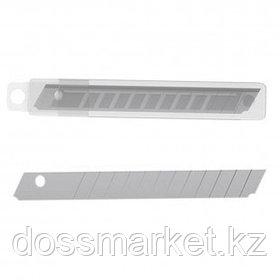 Запасные лезвия для канцелярских ножей Erich Krause, 18 мм, 10 шт
