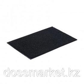 Коврик входной OfficeClean, ворсовый, размер 900*1200 мм, черный