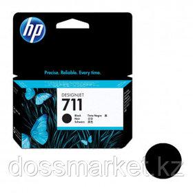 Картридж оригинальный HP CZ129A №711 для Designjet T120/T520, черный