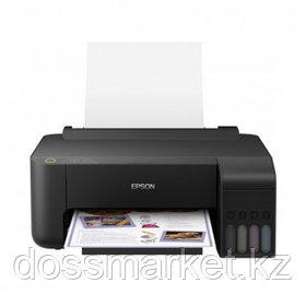 Принтер струйный цветной Epson L1110, A4, 5760*1440 dpi, USB 2.0