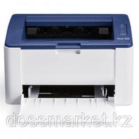 Принтер лазерный монохромный Xerox Phaser 3020BI, A4, 20 стр/мин, 600*600 dpi, USB 2.0, LAN, Wi-Fi