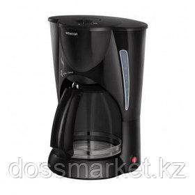 Кофеварка Sencor SCE 5000BK, капельная, 2,1 л, черная