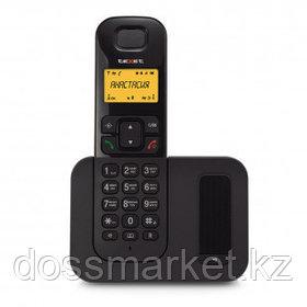 Телефон беспроводной Texet TX-D6605А, черный
