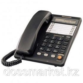 """Телефон проводной Panasonic """"KX-TS2365 RUB"""", черный"""