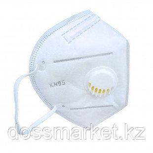 Респираторная маска KN95 с клапаном