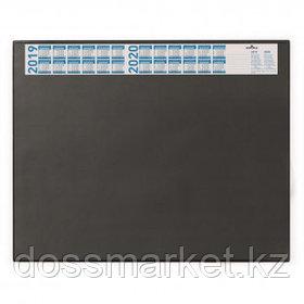 Настольное покрытие Durable, 52*65 см, с календарем на 4 года