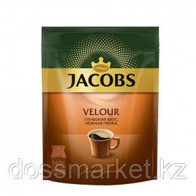 Кофе растворимый Jacobs Velour, 140 гр, вакуумная упаковка
