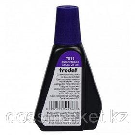 Мастика Trodat, 28 мл, фиолетовая