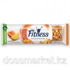 Батончик злаковый Nestle Fitness с персиком и абрикосом, 23,5 гр